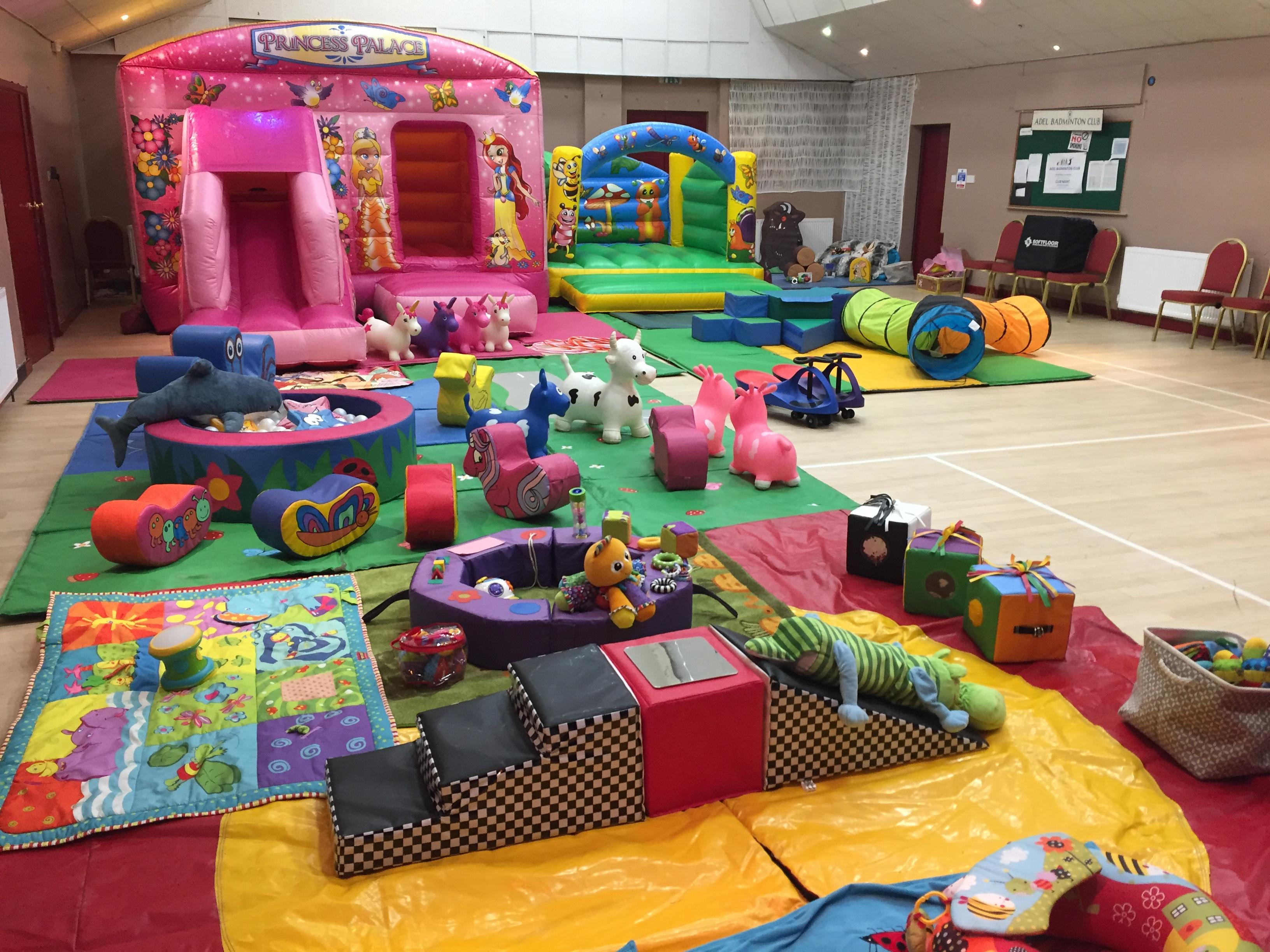 Children's Entertainment, discos & bouncy castle hire in